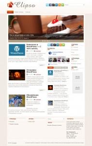 Clipso WordPress тема