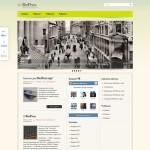 Wordpress тема BizPress