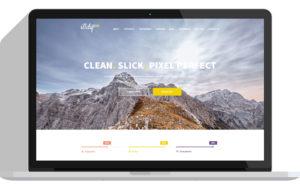 Illdy - современная WordPress тема на Bootstrap 3